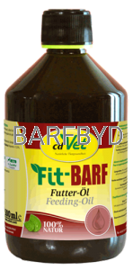 Fit-BARF Futter Oil 500 ml